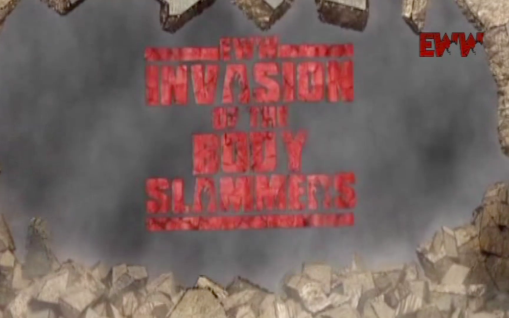 Invasion of the Bodyslammers IV