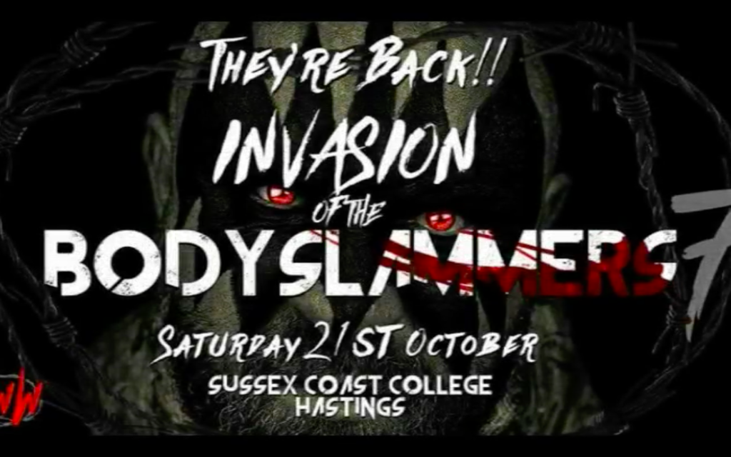 Invasion of the Bodyslammers VII